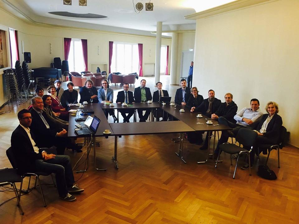 Deutsch-Französisches Meeting 1
