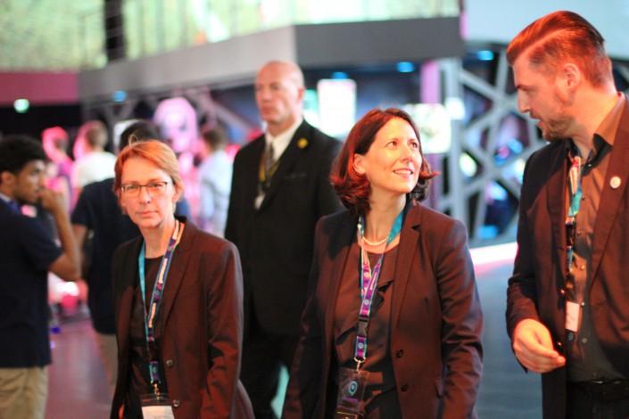 Rheinland-Pfalz auf der Gamescom 23