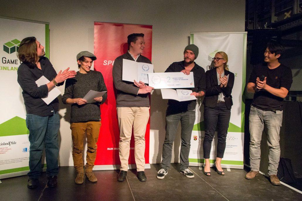 GameUp! Contest: Preisverleihung 5