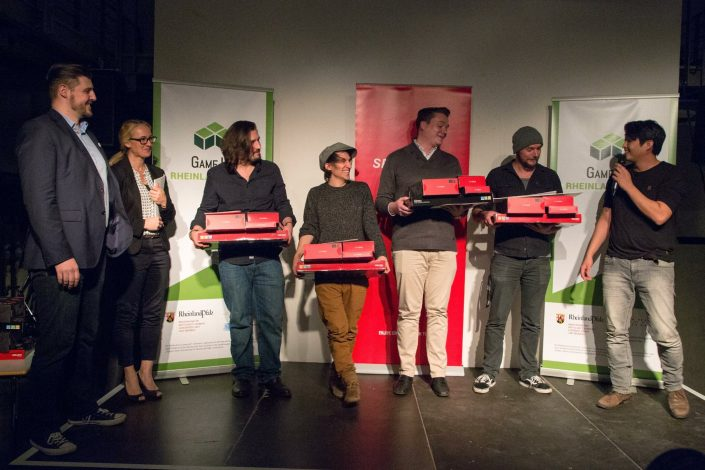 GameUp! Contest: Preisverleihung 24