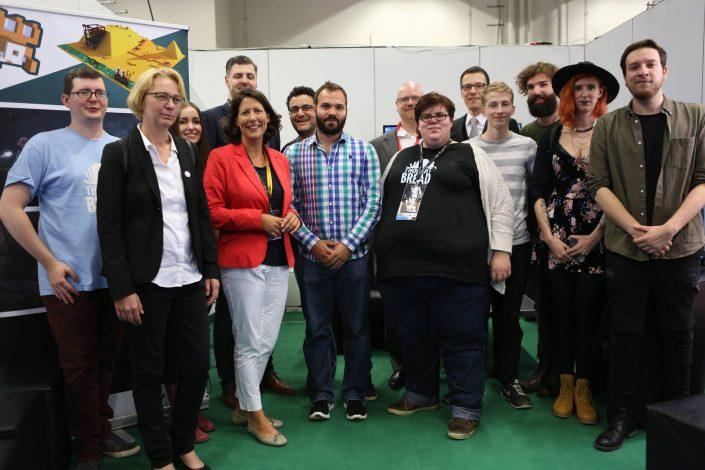 Rheinland-Pfalz auf der Gamescom 2017 5