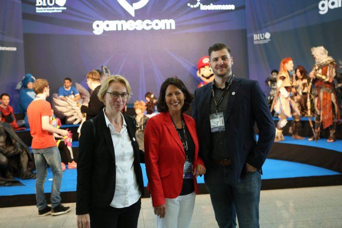 Rheinland-Pfalz auf der Gamescom 2017 28