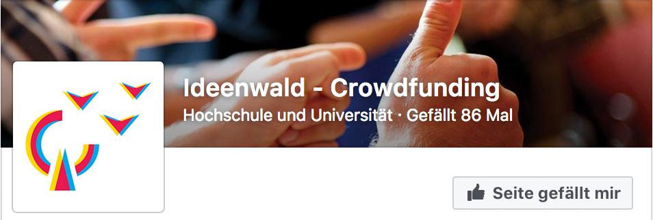 Ideenwald - Crowdfunding 1