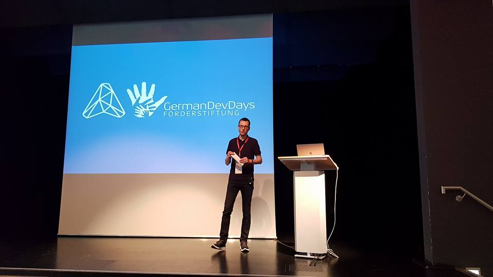 GDD - German Dev Days 1