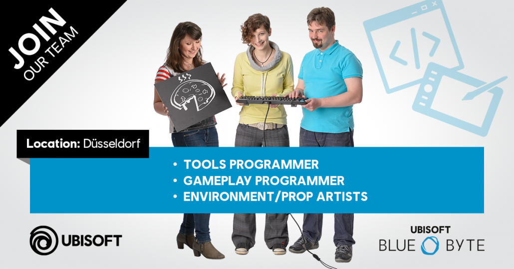 Ubisoft Blue Byte - Join the Team 1
