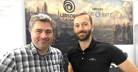 """Ubisoft Blue Byte: """"Potenzial für 1.000 Jobs in Deutschland"""" 1"""