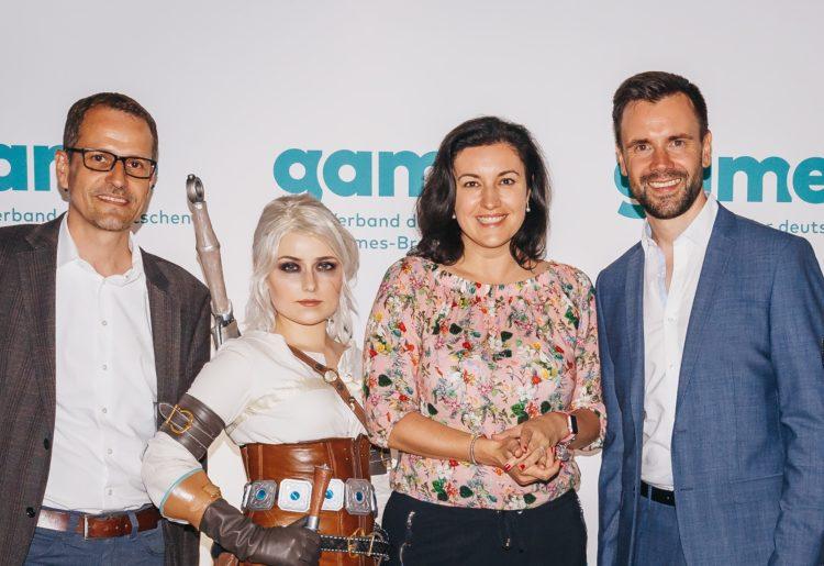 Digitalstaatsministerin Bär stellt zeitnahe Umsetzung der Games-Förderung in Aussicht 1
