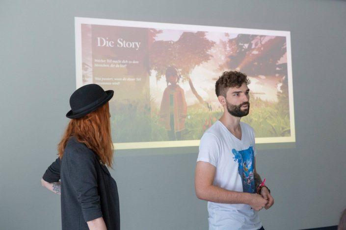 gamescom 2018 mit Staatssekretärin Daniela Schmitt 6