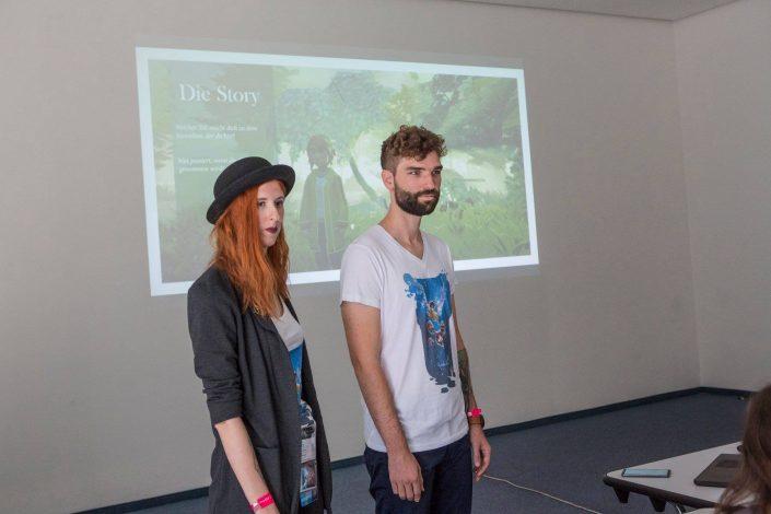 gamescom 2018 mit Staatssekretärin Daniela Schmitt 24
