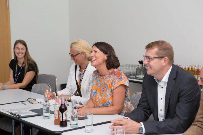 gamescom 2018 mit Staatssekretärin Daniela Schmitt 25