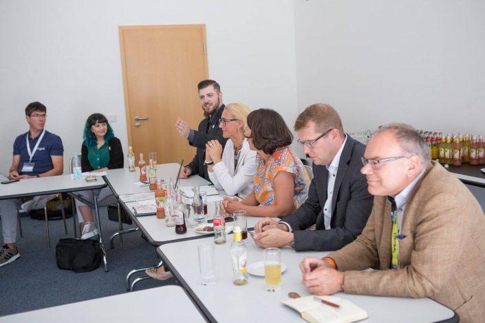 gamescom 2018 mit Staatssekretärin Daniela Schmitt 30