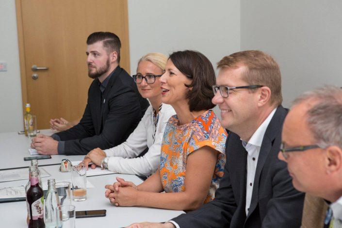 gamescom 2018 mit Staatssekretärin Daniela Schmitt 33
