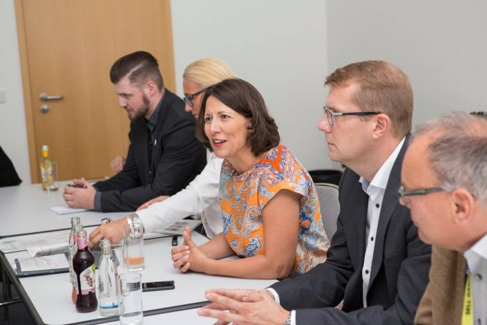 gamescom 2018 mit Staatssekretärin Daniela Schmitt 37