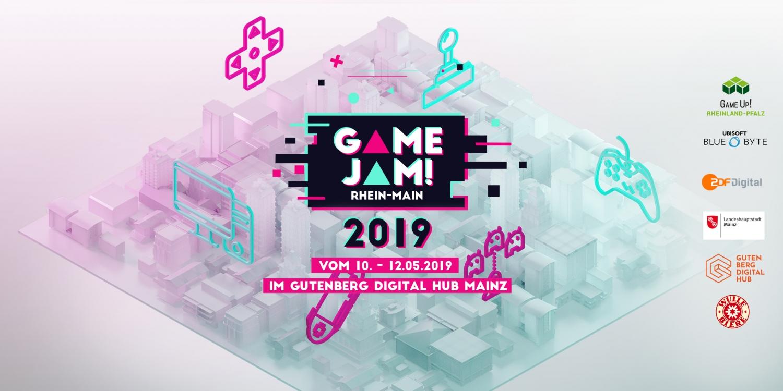 GameJam! Rhein-Main 2019 1
