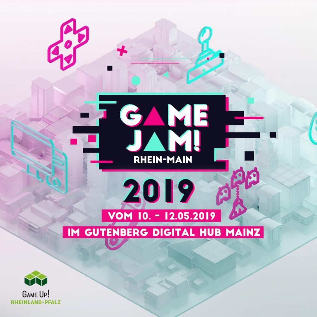 Game Jam! Rhein-Main 2019 1